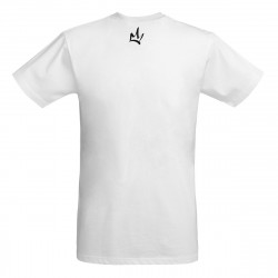 T Shirt homme Sumo blanc - Don't Ask Who I Am