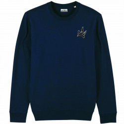 Felpa AKA unisex navy - The...