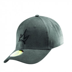 Casquette anthracite - The King noir
