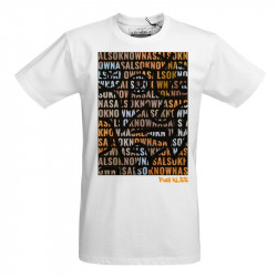 T Shirt homme blanc  - Young Moe